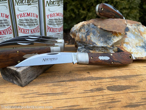 Great Eastern Cutlery #470120 Northfield UN-X-LD Viper Arizona Ironwood