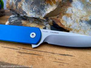 Finch Cimarron Blue & Light Green G10