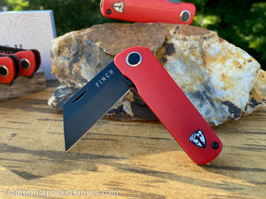 Finch Runtly G-10 Red Head