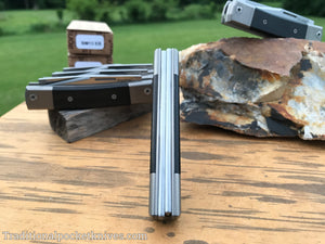 LionSteel BestMan Two Blade Jack Ebony Wood (BM13 EB)