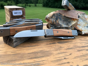 LionSteel BestMan Two Blade Jack Olive Wood (BM13)