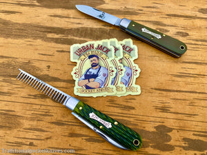 Great Eastern Cutlery #15 Urban Jack Sticker