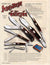 Schatt&Morgan Cutlery Keystone Series #14 Set of 6 Knives with Free Display Case