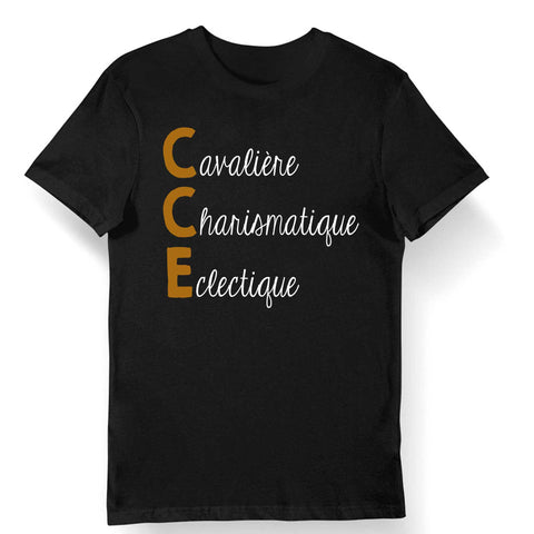 T-shirt CCE Cheval