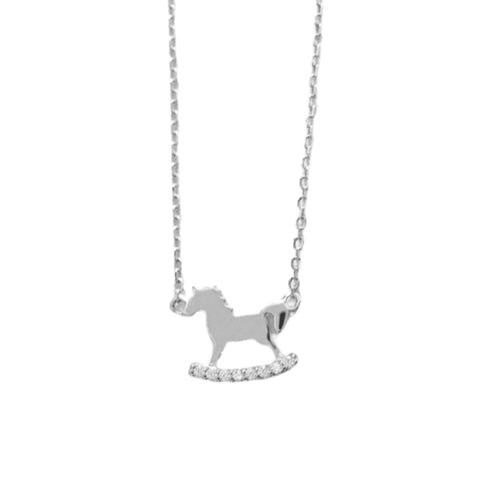 Cheval Bascule Collier