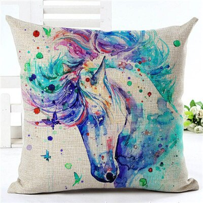 COUSSIN CHEVAL <br> CRINIERE
