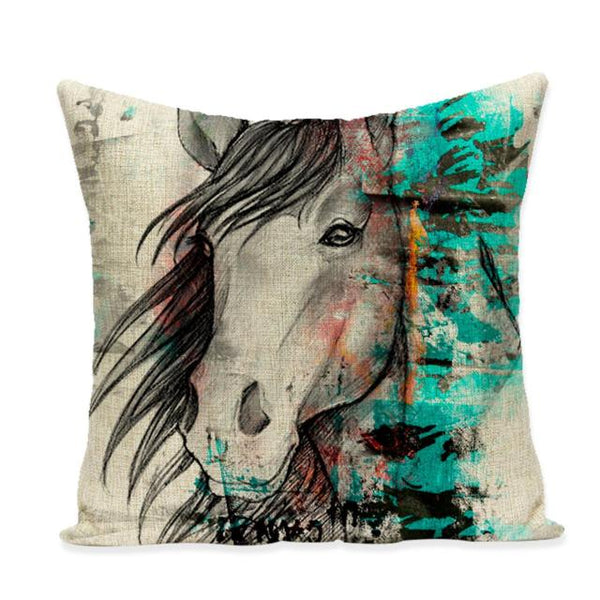COUSSIN CHEVAL <br> DESIGN