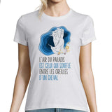 T-shirt Cheval Message | Planète Cheval
