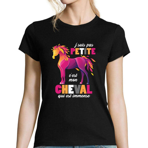 T-shirt Horse-ball | Planète Cheval