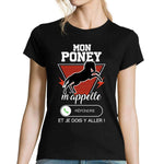 T-shirt Poney | Planète Cheval