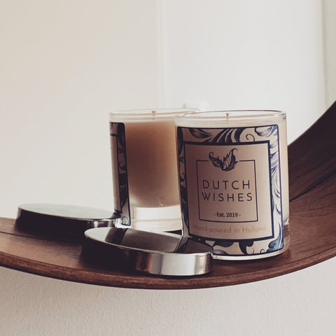 geurkaars scented candle