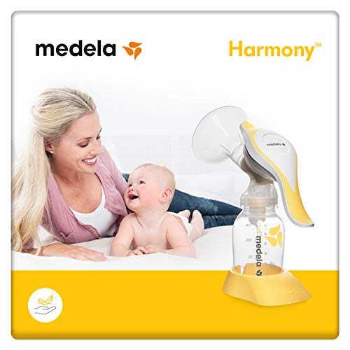 Medela Harmony breast pump - single manual hand breast pump
