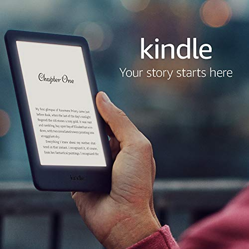 Kindle | Now with a built-in front light—with Special Offers—Black