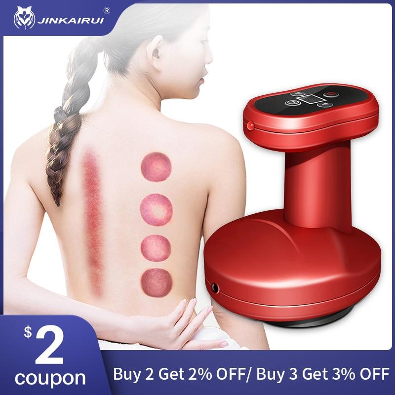 Electric Cupping Massage Suction Scraping - Smoothpushstore