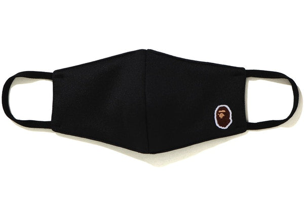 BAPE Ape Head Mask Black