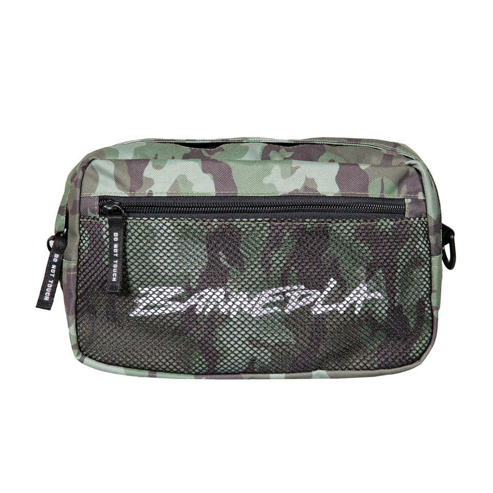 BannedLA Shoulder Bag Camo