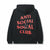 Anti Social Social Club Bitter Hoodie Black