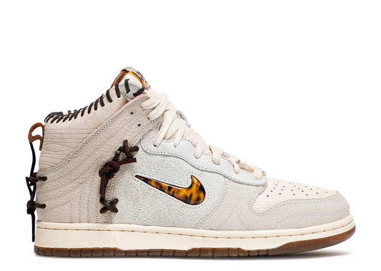Nike Dunk High Bodega Sail Friends & Family