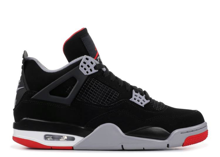 Air Jordan 4 Retro Bred (2019) Used
