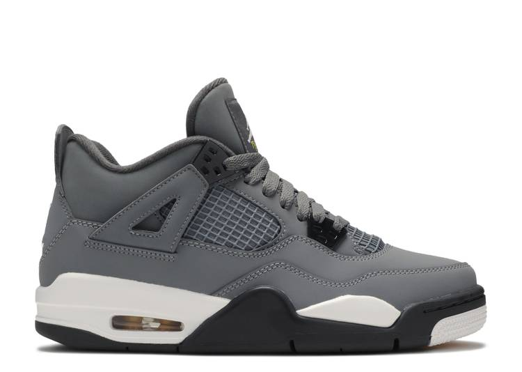Air Jordan 4 Retro (GS) Cool Grey 2019