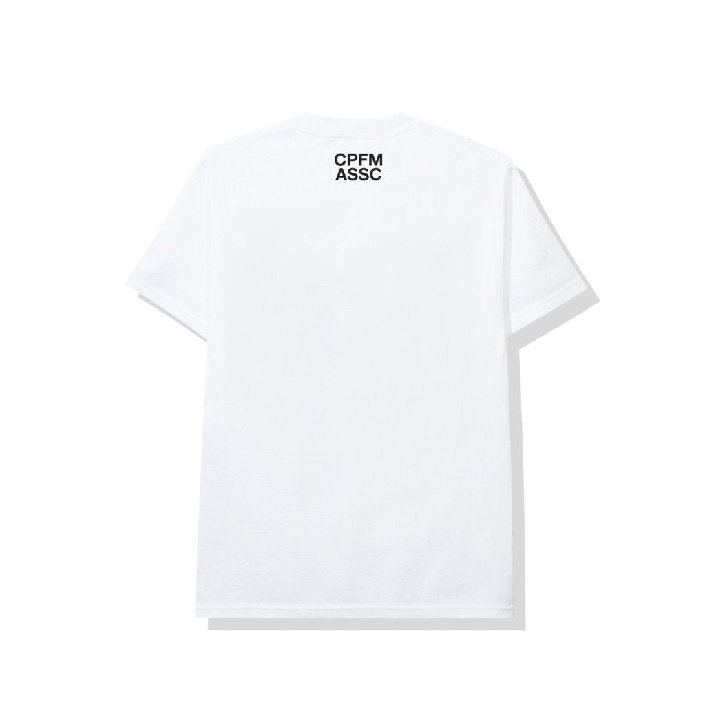 Anti Social Social Club x CPFM Tee White