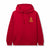 Anti Social Social Club Dialtone Hoodie Red