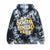 Anti Social Social Club Good Hoodie Black Tie Dye