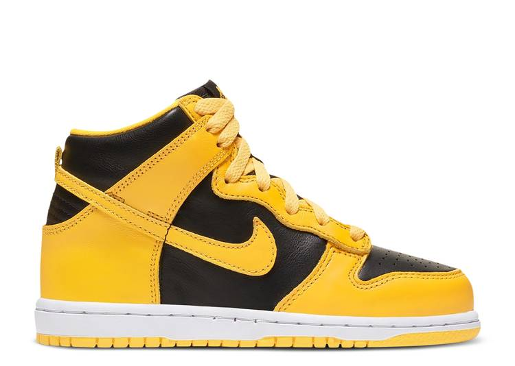 Nike Dunk High (PS) Iowa