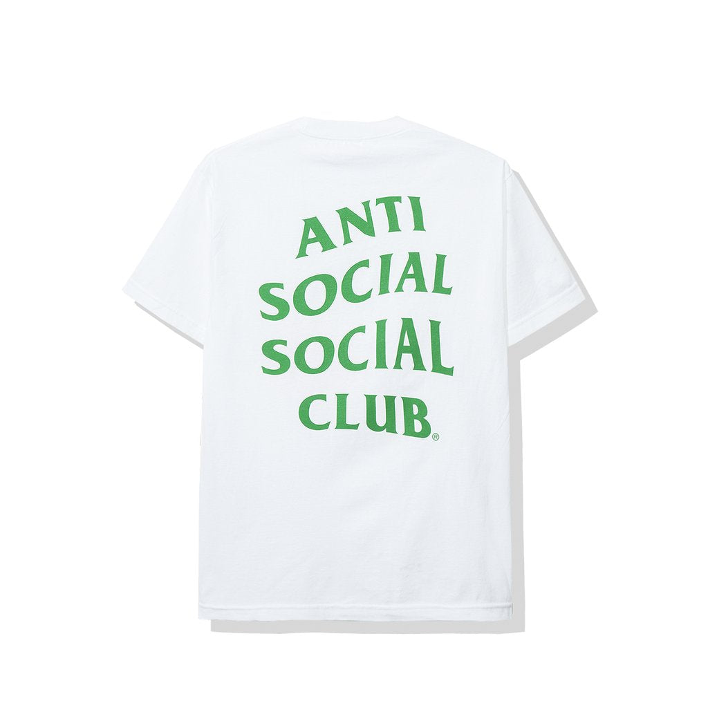 Anti Social Social Club Lager Tee White