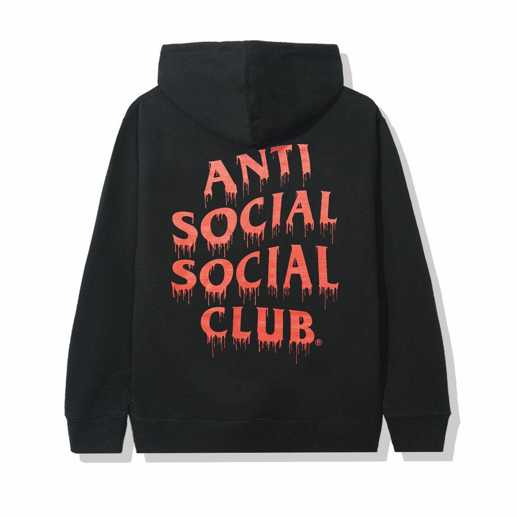 Anti Social Social Club Liatard Hoodie Black