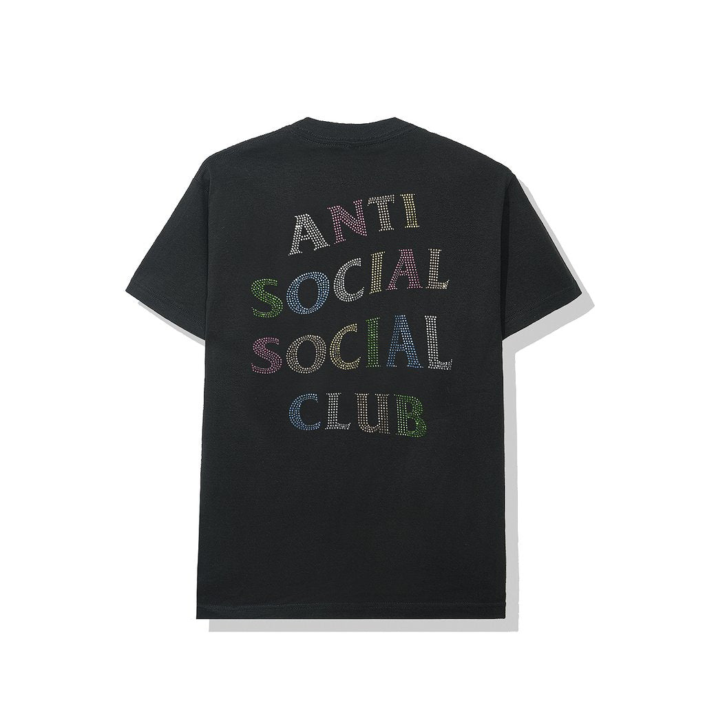Anti Social Social Club NT Tee Black