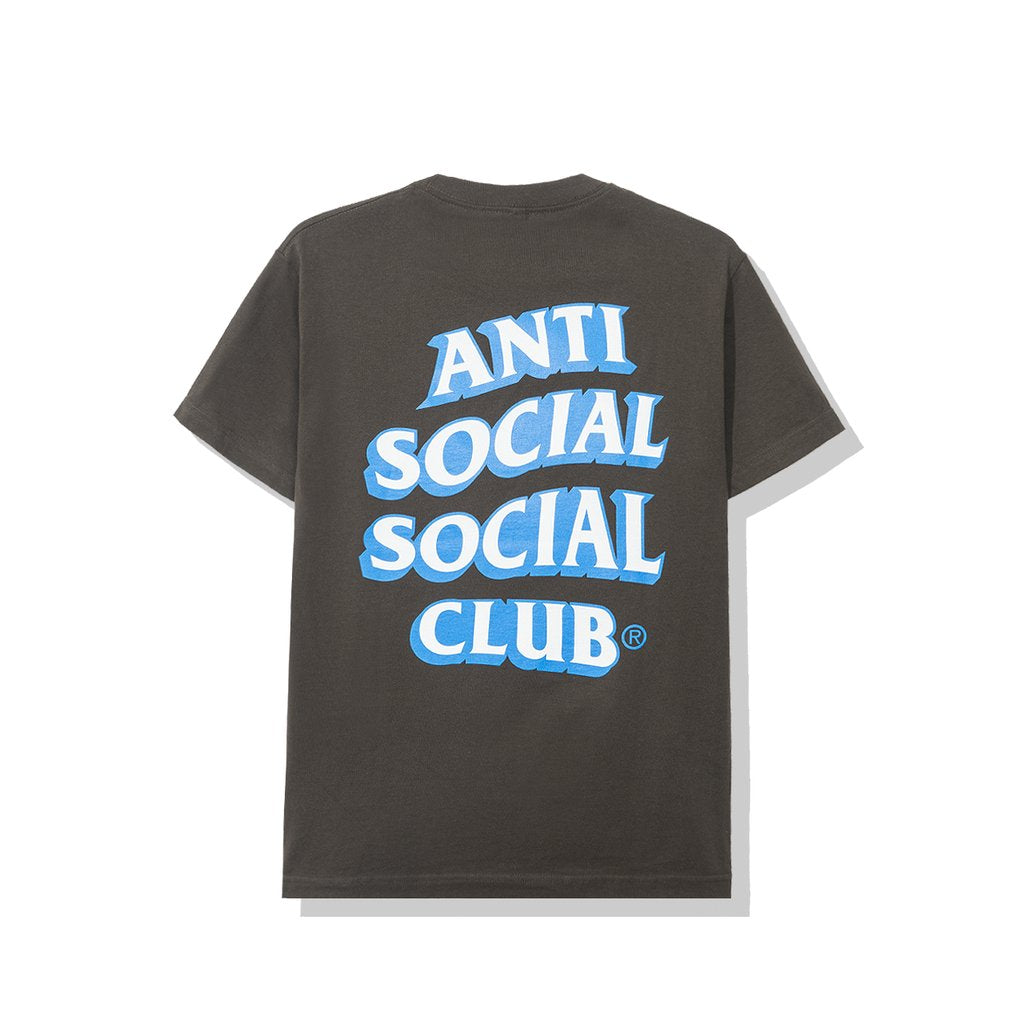 Anti Social Social Club Plastic T-Rex Tee Brown