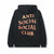 Anti Social Social Club Sandra Reeves Hoodie Black