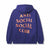 Anti Social Social Club Sandra Reeves Hoodie Purple