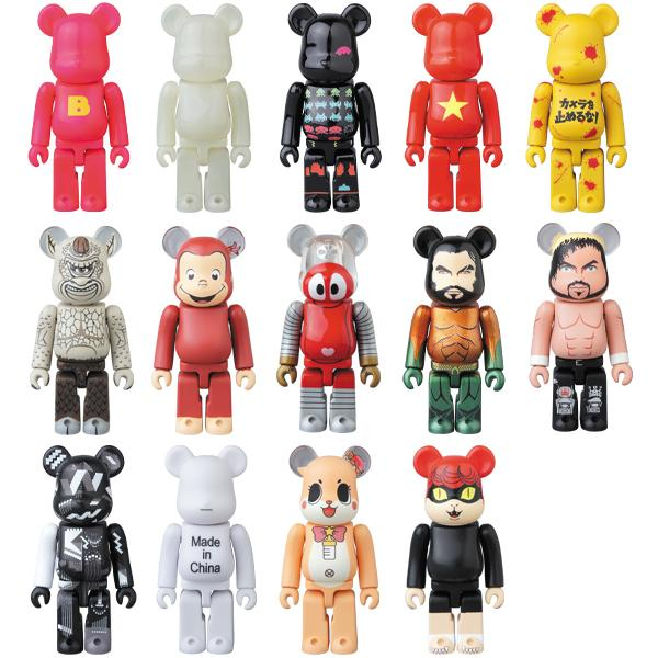 Be@rbrick Series 37 Random 100%