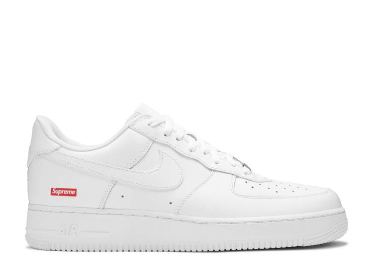 Nike Air Force 1 Low Supreme White (2020)