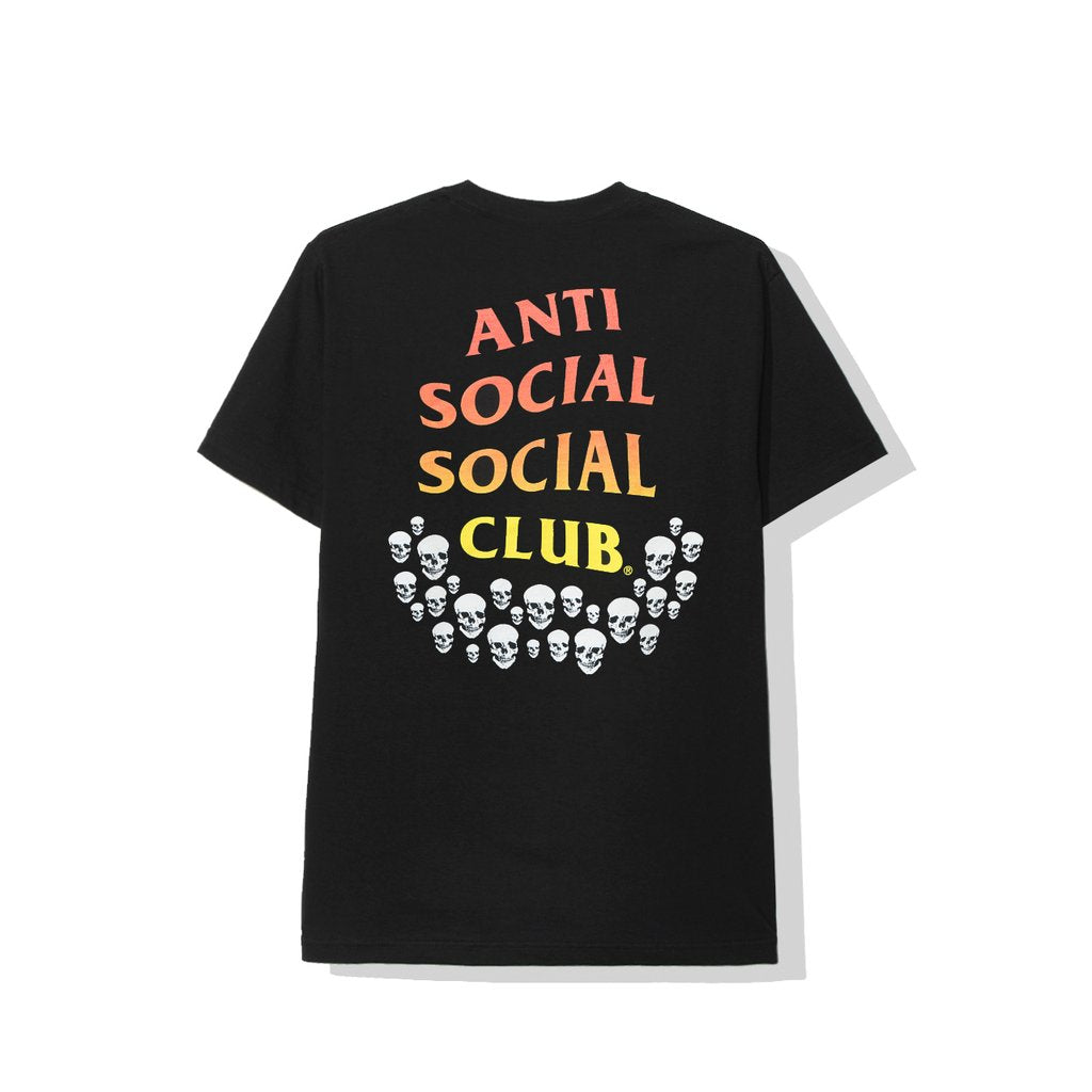 Anti Social Social Club Tanner Tee Black