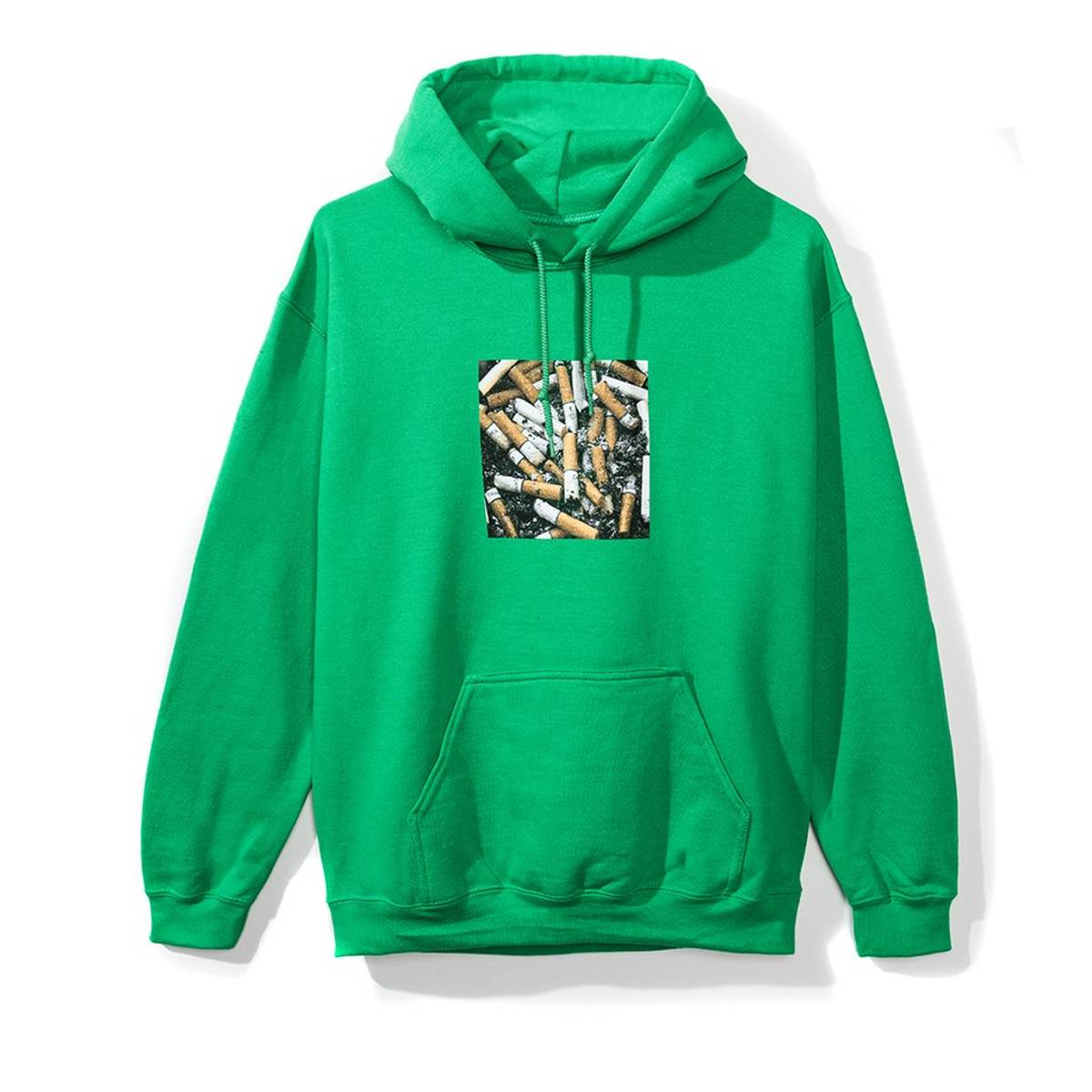 Anti Social Social Club Usual Hoodie Green