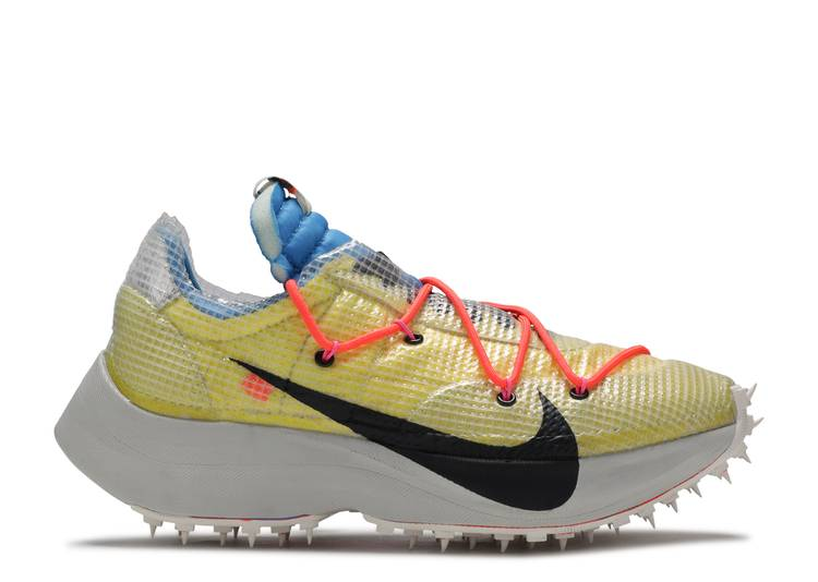 WMNS Nike Vapor Street Off-White Tour Yellow