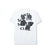 Anti Social Social Club Bat Emoji Tee White