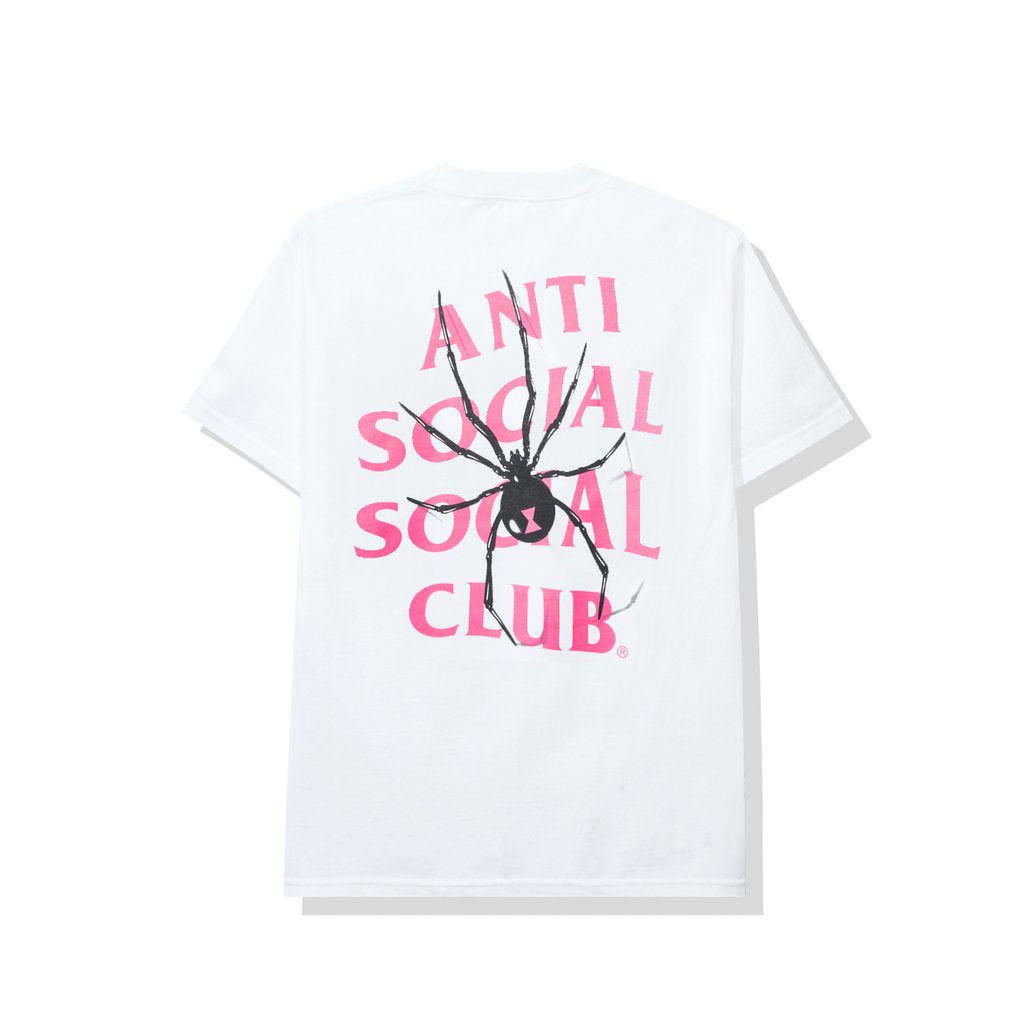 Anti Social Social Club Bitter Tee White