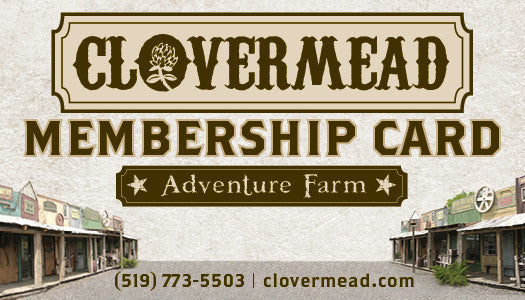 Adventure Farm Membership