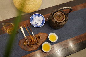 Chinese Tea Ceremony & Cold Brew Tea Workshop