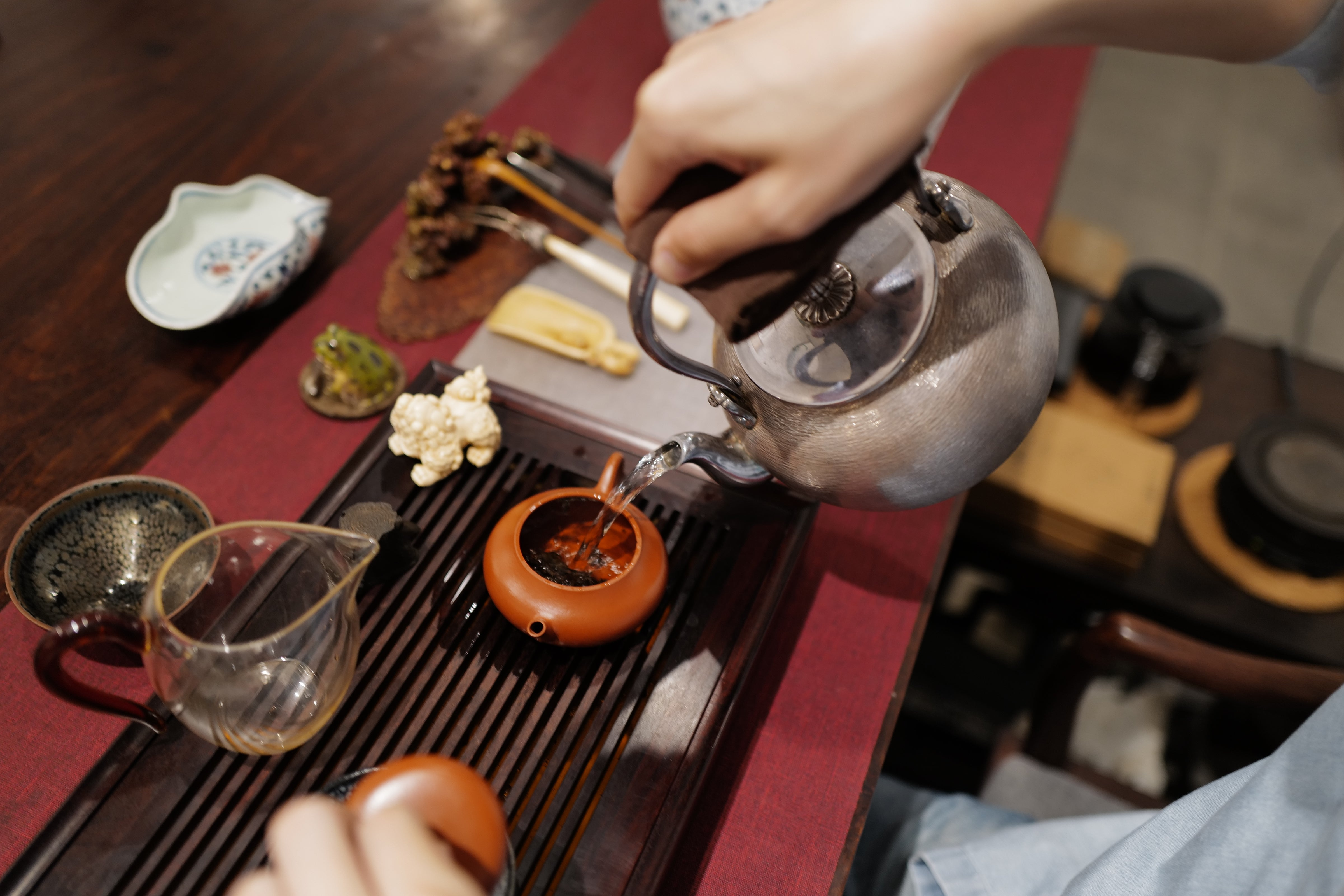 Chinese Tea Ceremony & Tasting 茶道 · 品鉴