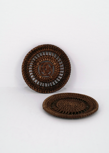 Bamboo Weaving Tea Coaster