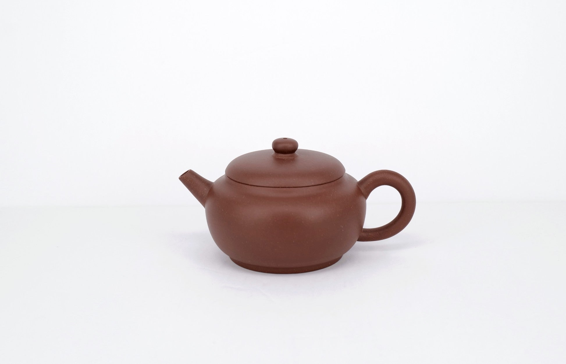 Prime Yuanman Purple Clay Teapot 圆满壶