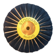Stoddard - Rhino Lathe Brush 10/pkg Abrasive Bands by Stoddard- Unique Dental Supply Inc.