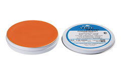 Yeti - CONSEQUENT Blockout wax orange, 45g Blockout Wax by Yeti Dental- Unique Dental Supply Inc.