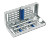 ASA Dental - Ultralight Mirror and Retractor Kit Dental Instruments by ASA DENTAL- Unique Dental Supply Inc.
