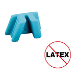 EXTND Silicone Mouth Props - Turquoise Mouth Props/Retractors- Dental Professionals by Plasdent- Unique Dental Supply Inc.